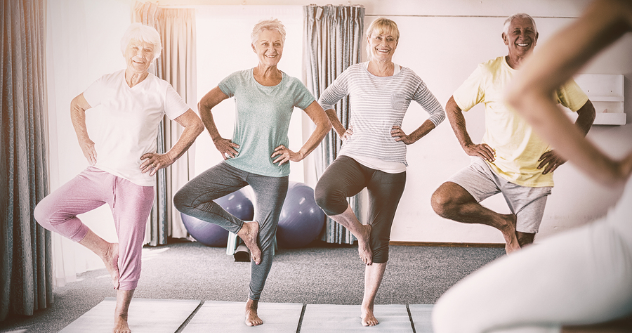 Yoga For Seniors Is It Right For Everyone Senior Fitness For Life